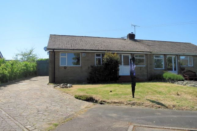 Thumbnail Bungalow for sale in Church View Close, Reedham, Norwich