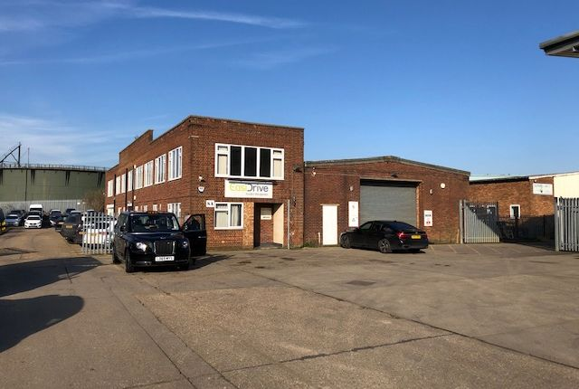 Thumbnail Industrial for sale in Cadwell Lane, Hitchin