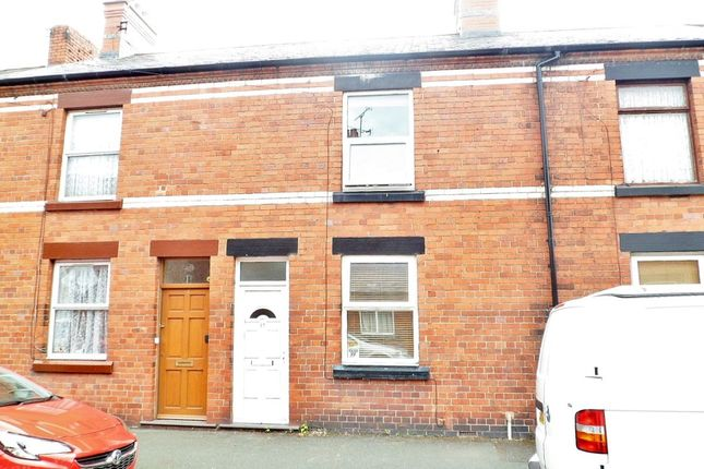 Thumbnail Terraced house to rent in Villiers Street, Wrexham