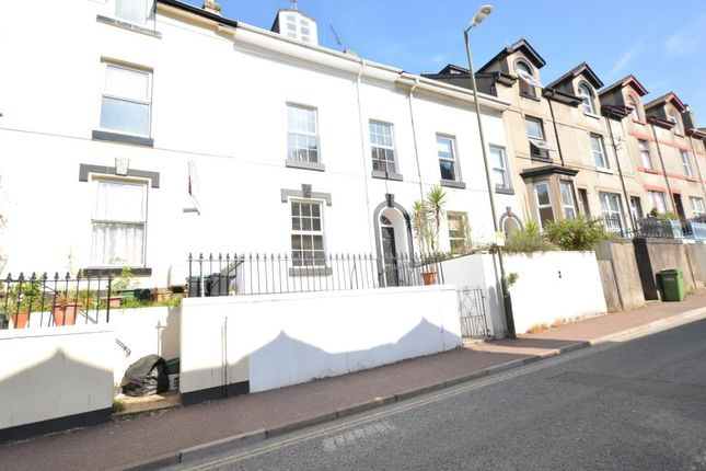 Thumbnail Terraced house to rent in Bolton Street, Brixham, Devon