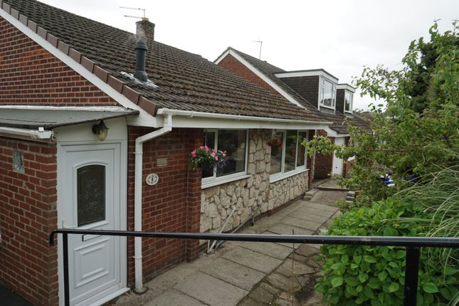 Thumbnail Detached bungalow for sale in Boxwood Road, Upper Tean, Stoke-On-Trent