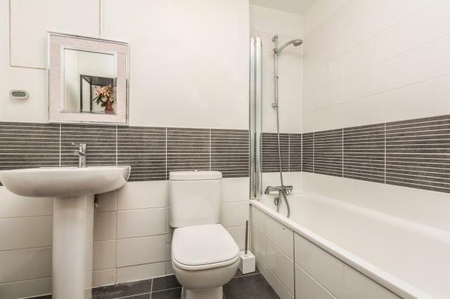 Bathroom of The Eye, Glass Wharf, Bristol BS2