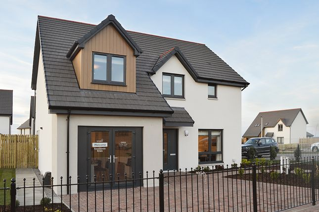 Thumbnail Detached house for sale in Barhill Road, Buckie