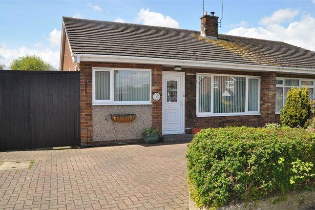 Thumbnail Semi-detached bungalow for sale in Dove Lane, Chelmsford, Essex