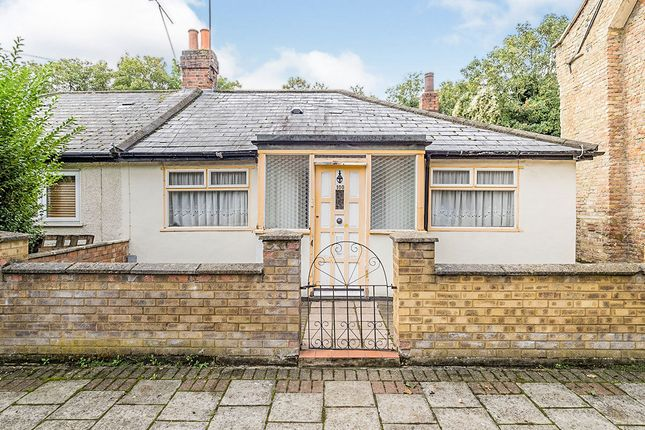 Thumbnail Bungalow for sale in Emma Road, London