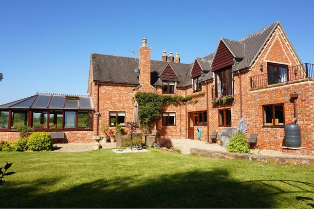 Thumbnail Detached house for sale in Baschurch, Shrewsbury