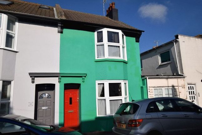 2 bed end terrace house for sale in Lincoln Street, Hanover, Brighton