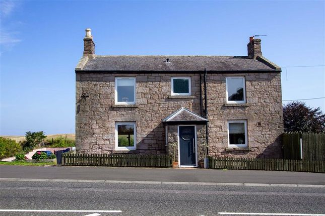 Thumbnail Cottage for sale in Scremerston, Berwick-Upon-Tweed