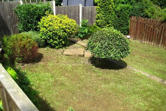 Rear Garden of Scholes View, Ecclesfield, Sheffield S35