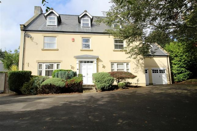 Thumbnail Detached house for sale in Jellicoe Road, Manadon Park, Plymouth