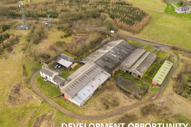Thumbnail Commercial property for sale in Hawkshead Road, Lesmahagow, Lanark, South Lanarkshire