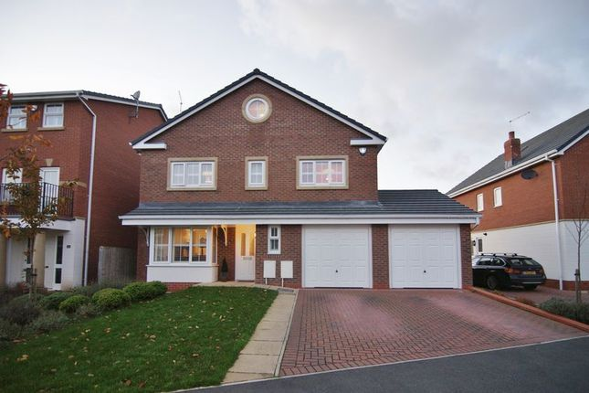 Thumbnail Detached house for sale in Beechwood Close, Lytham St Annes