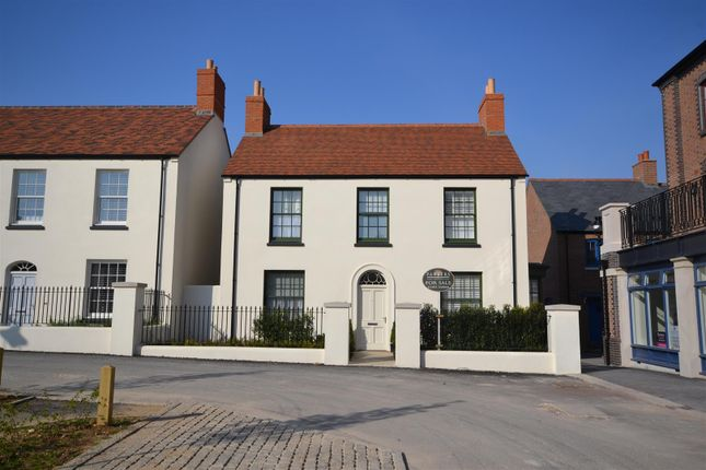 Thumbnail Detached house for sale in Hamslade Green, Poundbury, Dorchester