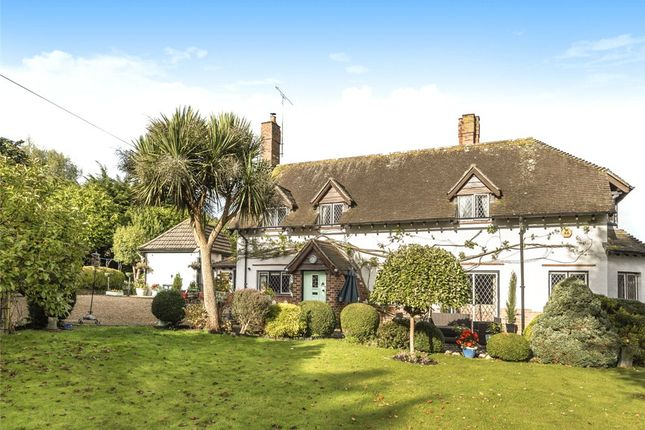 Thumbnail Detached house for sale in Haye Lane, Lyme Regis, Dorset
