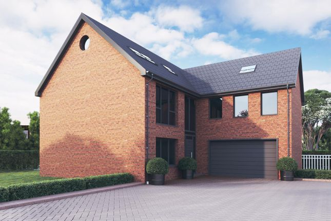 Thumbnail Detached house for sale in Holly House, Holly Avenue, Wilford, Nottingham