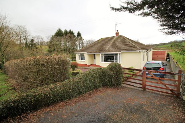 Thumbnail Bungalow for sale in Porthyrhyd, Carmarthen