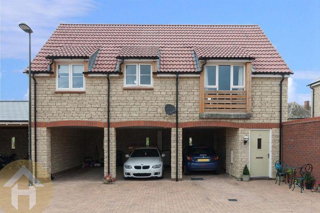 Thumbnail Flat for sale in Malory Close, Tadpole Garden Village, Swindon