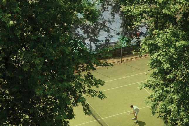 Tennis Court of Dolphin Square, London SW1V