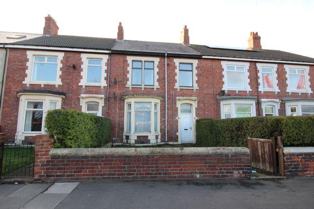 Description of Wensleydale Terrace, Blyth, Northumberland NE24