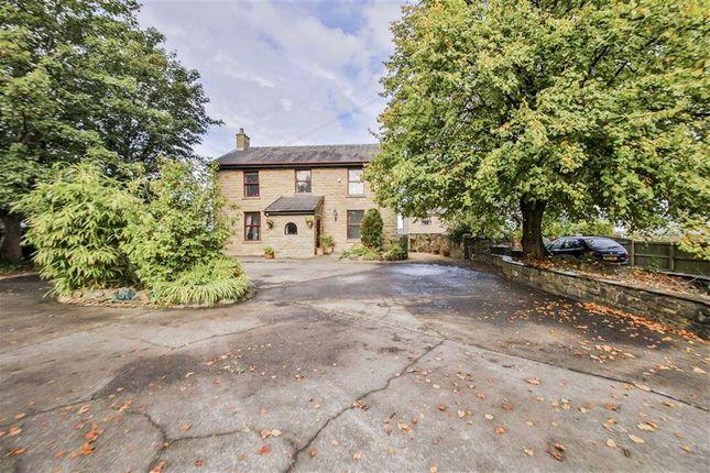Thumbnail Detached house for sale in Burnley Road, Altham, Lancashire