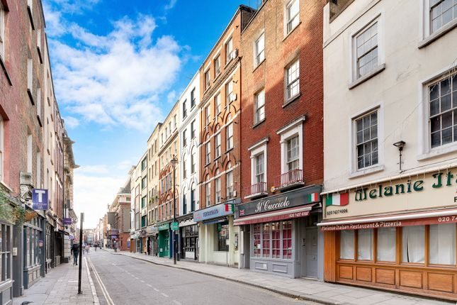 1 bed flat to rent in Old Compton Street, London W1D