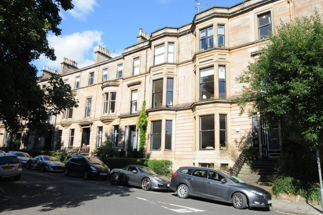 Thumbnail Flat for sale in Victoria Crescent Road, Glasgow