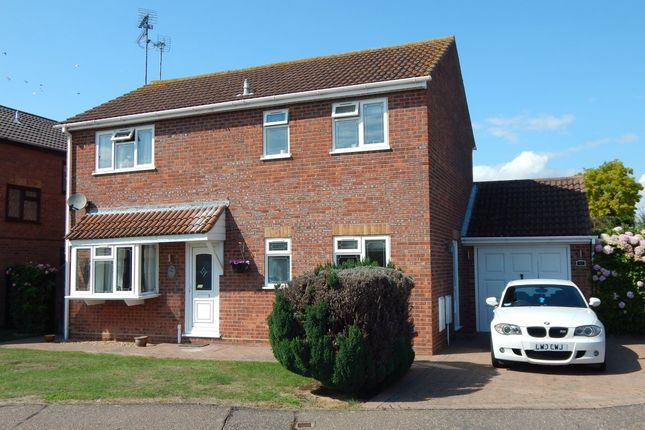 Detached house for sale in Keynes Way, Dovercourt