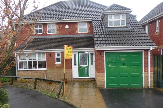 Thumbnail Detached house for sale in Maes Ty Gwyn, Llangennech, Llanelli