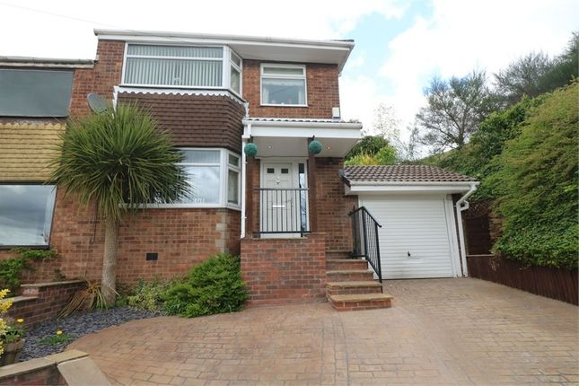 Thumbnail Semi-detached house to rent in Whitley View Road, Kimberworth, Rotherham, South Yorkshire