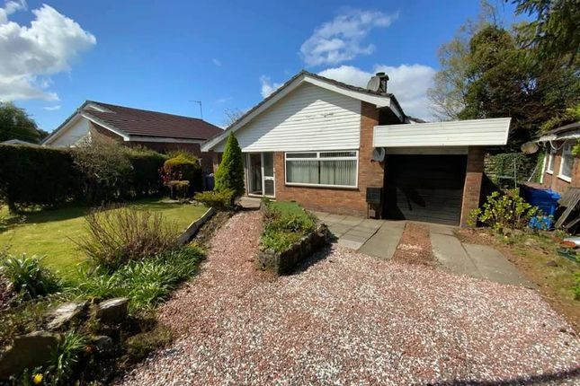 3 bed detached bungalow for sale in Lomond Crescent, Beith KA15