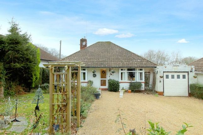 Thumbnail Detached bungalow for sale in Uckfield Lane, Hever, Edenbridge
