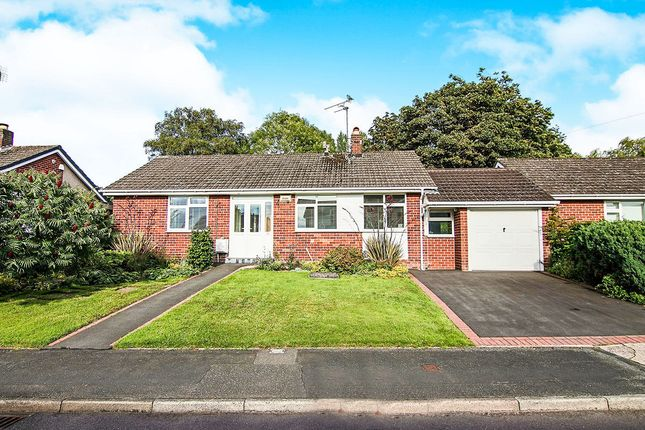 Thumbnail Bungalow for sale in Stonebank Drive, Little Neston, Neston