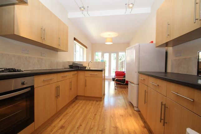 Thumbnail Terraced house to rent in Montgomerie Road, Southsea