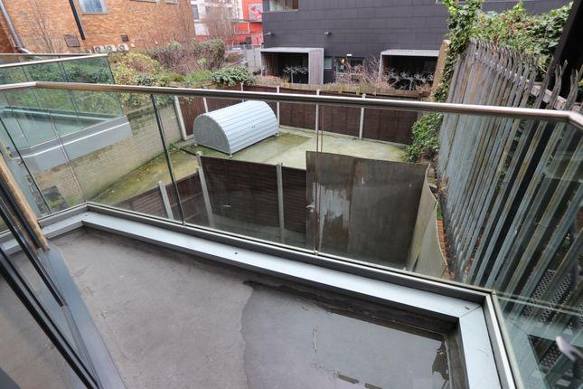 Balcony of The Grove, New Ham E15