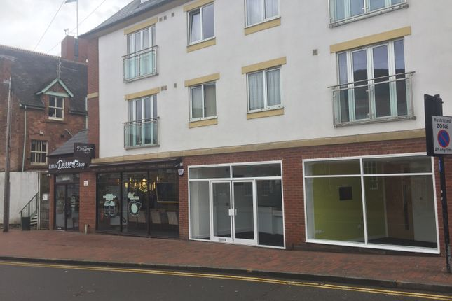 Thumbnail Retail premises to let in Mill Bank, Stafford
