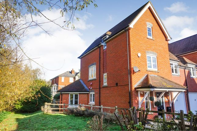 Thumbnail Semi-detached house for sale in Wolage Drive, Wantage
