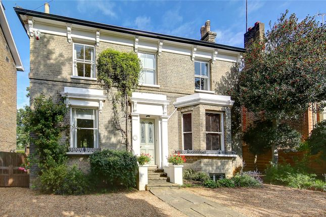 Thumbnail Detached house for sale in Liverpool Road, Kingston Upon Thames