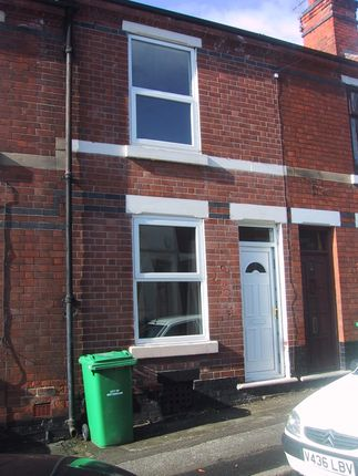 Thumbnail Terraced house to rent in Rossington Road, Sneinton