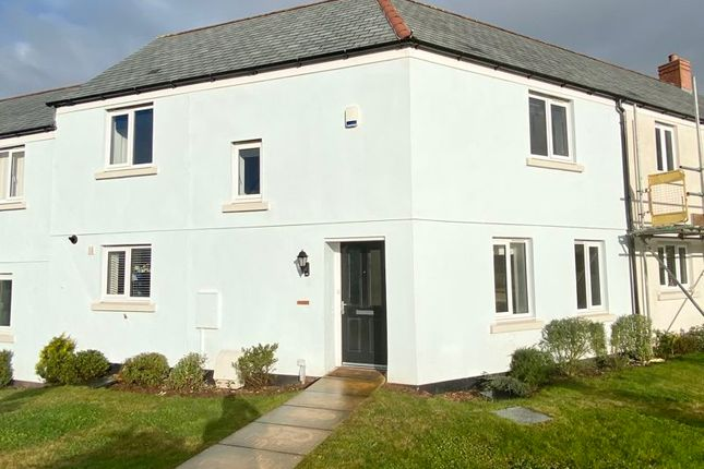 Thumbnail Terraced house for sale in Cottles View, North Tawton