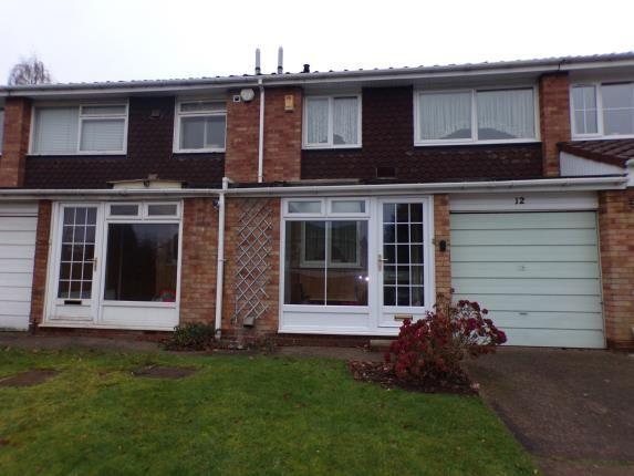 Thumbnail Terraced house for sale in Pale Lane, Harborne, Birmingham, West Midlands