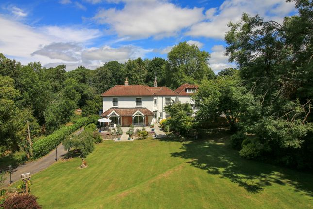 Thumbnail Detached house for sale in Trusham, Newton Abbot