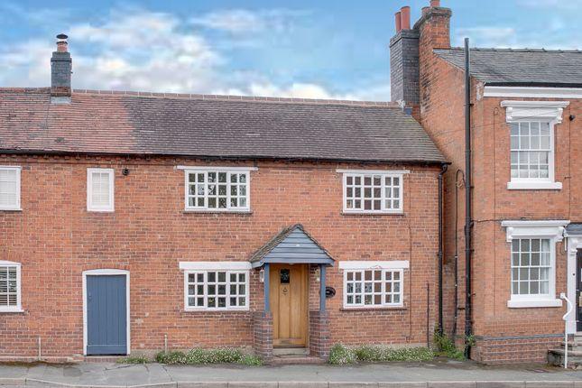 Thumbnail End terrace house for sale in High Street, Feckenham, Redditch