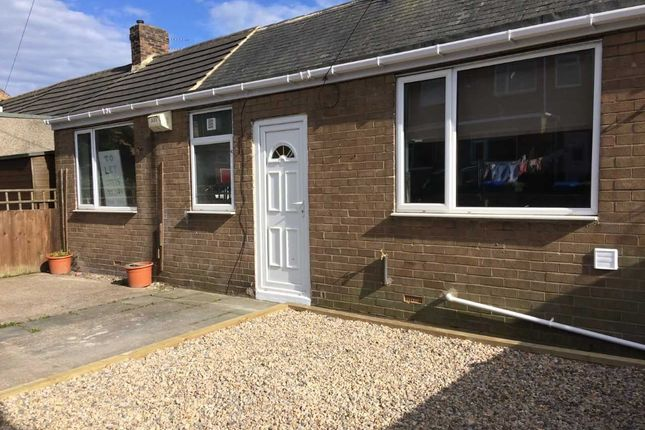 Thumbnail Bungalow to rent in Hastings Street, Cramlington