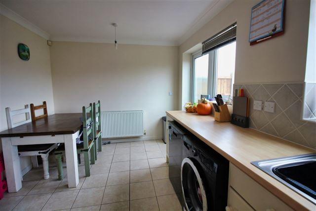 Kitchen of Elmton View, Creswell, Worksop, Derbyshire S80