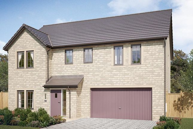 "Detached house for sale in ""The Cotham"" at Garden House Drive, Acomb, Hexham"