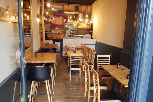 Thumbnail Restaurant/cafe to let in Crighton Place (Leith Walk), Edinburgh