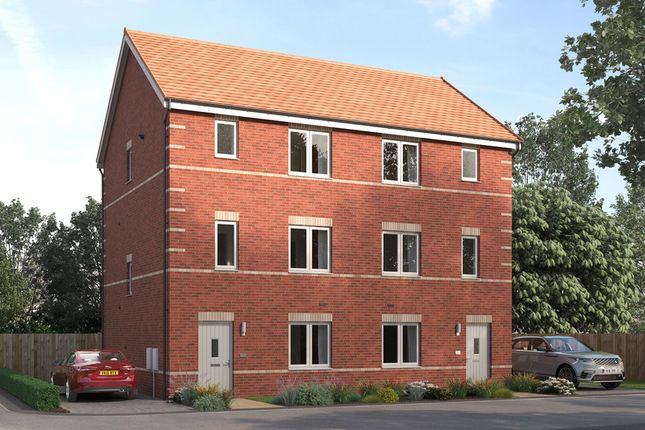 Thumbnail Property for sale in Lancaster Court, Auckley, Doncaster