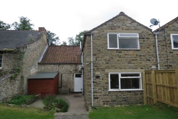 Thumbnail Terraced house to rent in Brook Lane, Thornton Dale, Pickering