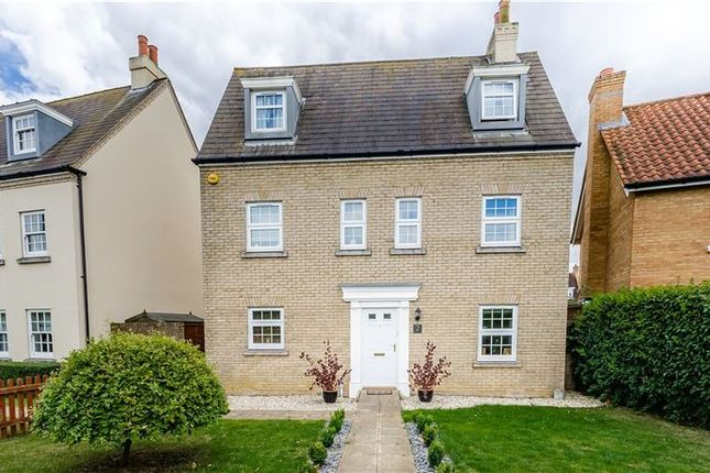 Thumbnail Detached house for sale in Stour Green, Ely