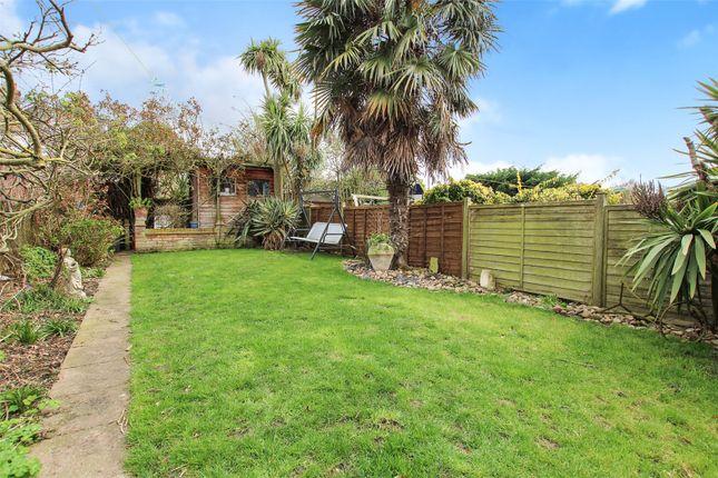 Garden of Grangehill Road, London SE9